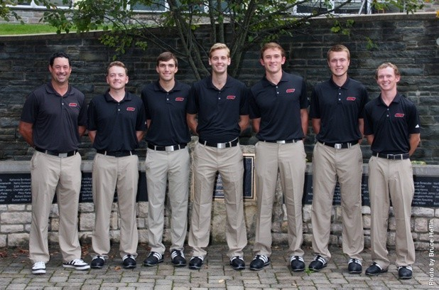 2015-16 Ohio Wesleyan men's golf