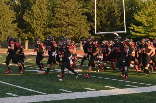 2015 Ohio Wesleyan football