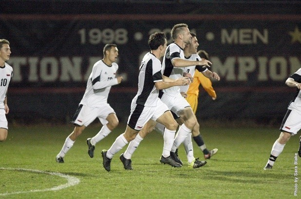 Ohio Wesleyan men's soccer